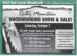 Woodworking Shows Online by 2017 Annual Fall Sale At Woodcraft Of Colorado Springs