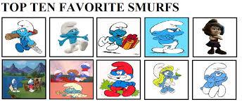 Baby Smurf Meme - my 10 smurfy favorite smurfs by kessielou on deviantart