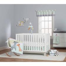 Giraffe Bed Set Child Of Mine By S Giraffe Family 3 Crib Bedding Set