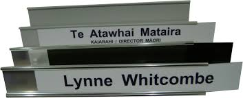 Desk Plates For Offices Desk Name Plate Holders