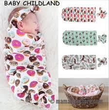 baby headwrap baby swaddle blanket and headwrap floral baby blanket newborn