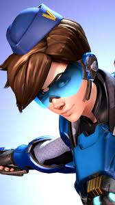 punk tracer overwatch 5k wallpapers overwatch tracer 4k iphone 7 plus wallpaper with id 29953 free