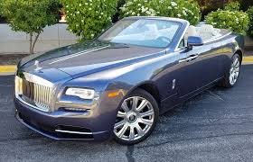 rolls royce chrome test drive 2017 rolls royce dawn the daily drive consumer