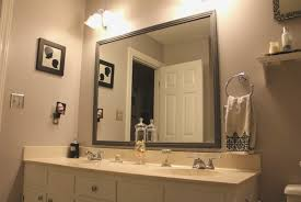 Frames For Bathroom Mirrors Lowes The Awesome And Also Interesting Frames For Bathroom Mirrors Lowes