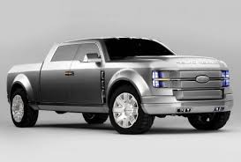 Ford Raptor Concept Truck - truck rewind ford super chief concept a modern luxury super