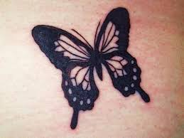 27 best black butterfly tattoos images on pinterest butterflies