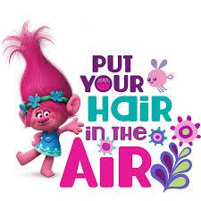 Win With Flower by Amazon Com Goody Girls Trolls Poppy Flower Sparkle Headwrap