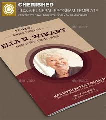 funeral program covers sle funeral program template 30 free documents in
