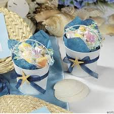 beachy wedding favors idoo assorted pastel colored tin pails favor boxes with white