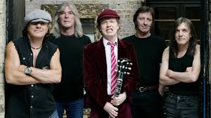 Angus Young Halloween Costume Ac Dc Angus Young Brian Johnson Malcolm Young Cliff