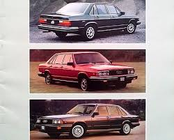 1980 audi 5000 for sale 1980 audi 5000 sales brochure catalog s and 50 similar items