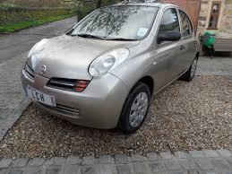 nissan micra 2004 nissan micra 1 2 petrol 5 door 98k fsh 2 pre owners e w c l cd