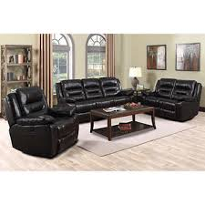 Sectional With Recliner Leather Sofas U0026 Sectionals Costco