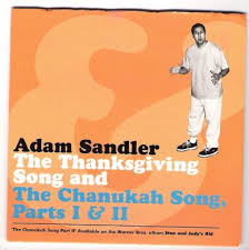 izzymusic promo adam sandler the thanksgiving and chanukah