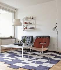 retro leather sofas 50s retro interior design with black leather sofa and white