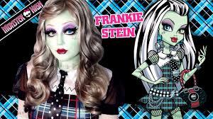 frankie stein monster high makeover youtube
