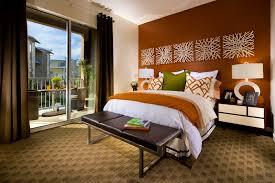 apartments wonderful accent walls bedroom diy wall ideas