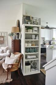 Kitchen Storage Shelves by Best 20 Kitchen Bookshelf Ideas On Pinterest Built Ins Small