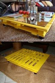 yellow wood coffee table yellow coffee tables foter