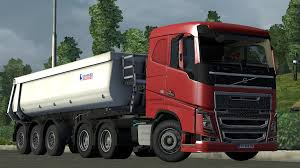 new volvo truck 2015 new volvo fh16 flattop cab taking a rest by hyunwookim9393 on
