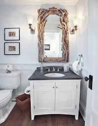 Beachy Bathroom Mirrors by 30 Best Beach Theme Bathroom Images On Pinterest Beach Theme