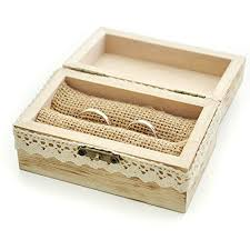 box rings images Rustic wooden wide wedding ring bearer box zen merchandiser jpg