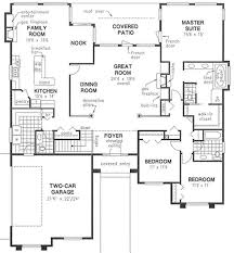 Open Floor Plans Homes 396 Best House Plans From The Plan Collection Images On Pinterest