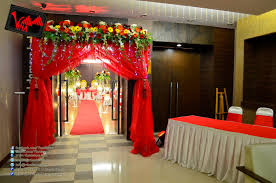 wedding arch kuching wedding dinner decoration at sri putra condo multipurpose