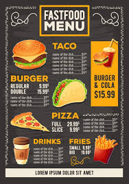 fast food vectors photos and psd files free download