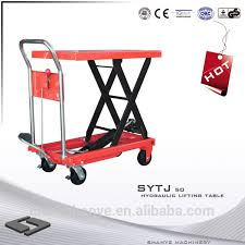 Hydraulic Scissor Lift Table by Mobile Hydraulic Scissor Lifting Table Source Quality Mobile