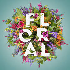 tutorial illustrator layers to create a layered floral typography text effect in adobe photoshop