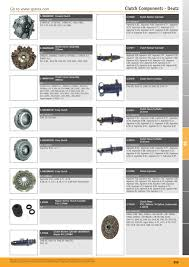 tractor parts volume 1 clutch page 961 sparex parts lists