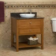 Bamboo Vanity Bathroom 60