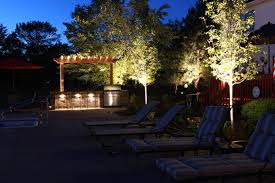 Landscape Lighting Contractor Cleveland Outdoor Lighting Contractor Baron Landscaping