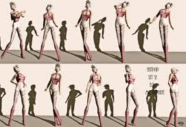 Fashion Model Resume Modeling Poses By Morphine Wicca Merlin
