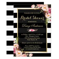 for wedding bridal shower invitations zazzle