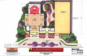 Church Floor Plans by Colored House Floor Plans Pyihome Com