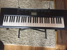 casio ctk 630 keyboard amp stand posot class