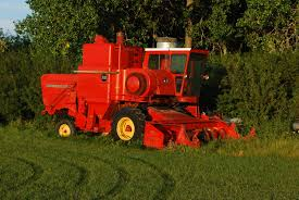 massey ferguson 510 combine our farm pictures pinterest