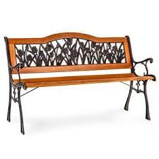 panchine per esterno panchina da giardino in ghisa e legno con braccioli per esterno