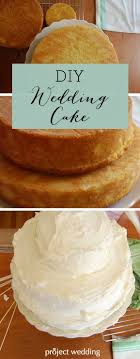 wedding cake diy who says you can t make a wedding cake with our step by