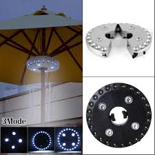 Camping Patio Lights by Online Get Cheap Patio Umbrella Lights Aliexpress Com Alibaba Group