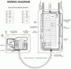 wiring diagram generac 6199 generac generator transfer switch