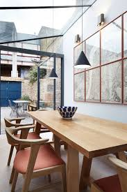 smart makeover and extension revitalizes heritage london home view in gallery contemporary extension of heritage london home with dining area and kitchen