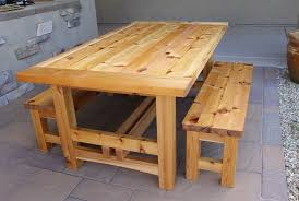 Free Plans For Outdoor Table by Innovative Plans For Patio Table And Outdoor Furniture Plans