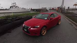 lexus is350 f sport austin stanced fitted 2016 lexus is200t f sport becausebags youtube