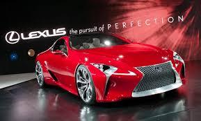 lexus lc rrp lexus lf lc concept named the people u0027s favourite
