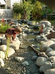 In Backyard Best 25 Backyard Stream Ideas On Pinterest Garden Stream Pond