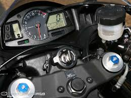 brand new honda cbr 600 2007 honda cbr600rr shootout photos motorcycle usa