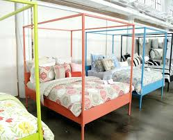 Poster Frame Ideas by Short Four Poster Bed U2013 Thepickinporch Com